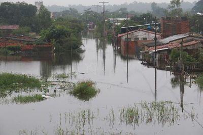 Inundaciones: Junta de Asunción aprueba emergencia