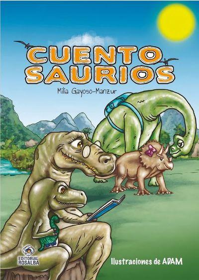 Presentan nuevos libros infantiles en Libroferia Asunción 2019