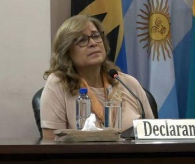 Corte Interamericana ordena al Estado paraguayo terminar con el proceso contra Cristina Arrom