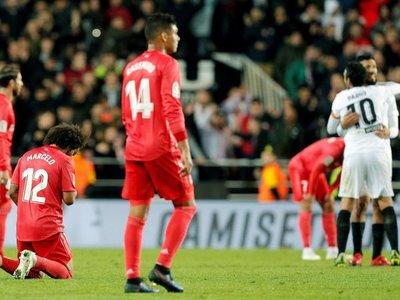 El Valencia fulmina el 'efecto Zidane'