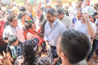 Jefe de Estado visitará al Departamento de Paraguarí