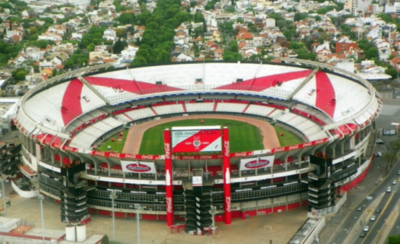 HOY / El Monumental de Núñez, fuera de los planes de la Copa América