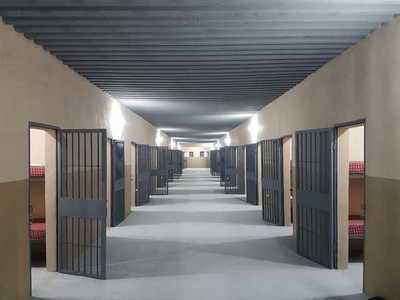 Habilitan nuevos pabellones en Penal de San Pedro