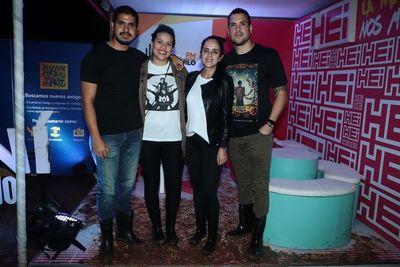 Gran despedida del Asunciónico 2019