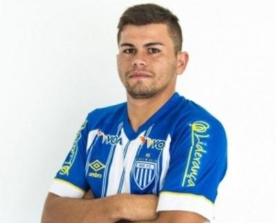 Brizuela se va afianzando a punta de goles en su club