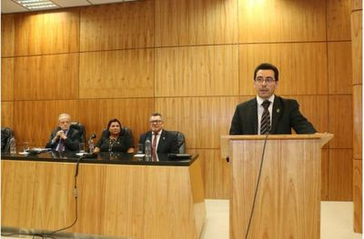 Presentan primer Congreso de Derecho Procesal Garantista