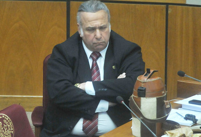 Defensa de González Daher solicita la nulidad de audios
