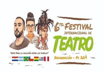Encarnación abre hoy su Festival de Teatro