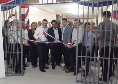 Habilitan cárcel pyahu