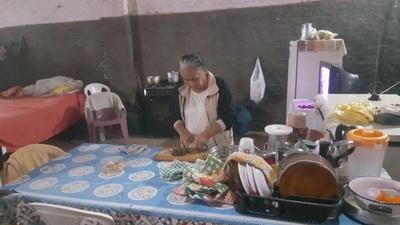 Concepción: Nueva lluvia pone en jaque a lastimados damnificados
