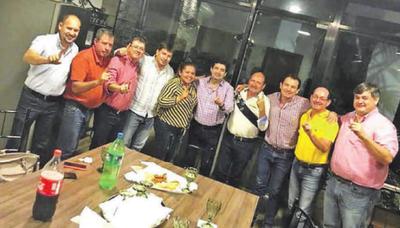 Aida Molinas apoya campaña de Cabañas