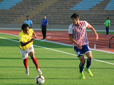 Paraguay suma un nuevo empate en el Hexagonal Final