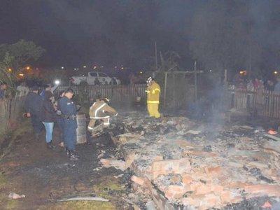 Detienen a supuesto autor material de doble homicidio en Alto Paraná