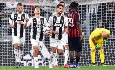 La Juventus, dueña de Italia