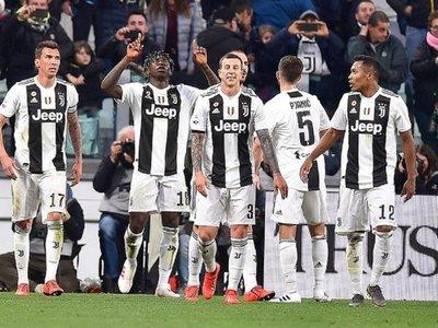 Juventus gana a Milan y acaricia su octavo título seguido en Italia