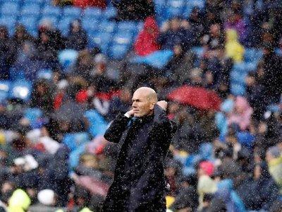 """Zidane: """"Jugar para nada es complicado"""""""