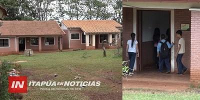 COLEGIO 8 DE DICIEMBRE DE TRP SIN RUBROS PARA 1° Y 2° AÑO DE LA MEDIA