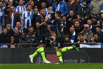 El Manchester City sella su pase a la final