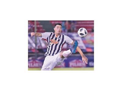 Expeditivos y de buen pie en la Libertadores