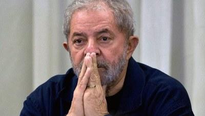 Lula da Silva, preso desde hace un año