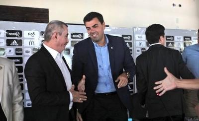 HOY / Conformidad total en Olimpia con la administración de Trovato