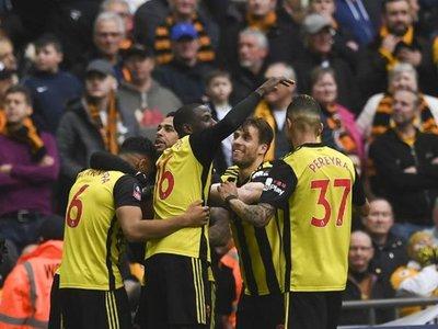 Watford jugará su segunda final de Copa