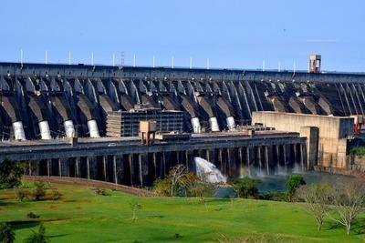Itaipu cerró el trimestre con una producción total de 21.831 gigavatio-hora