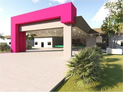 Itaipú refaccionará el Hospital Regional de Ciudad del Este