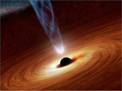 Se preparan para mostrar la primera foto de un agujero negro