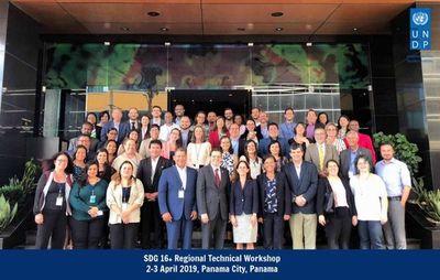 Director de Transparencia expuso en Panamá alcances de plan de formación de jueces