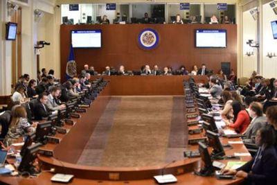 OEA convoca una sesión extraordinaria para tratar situación de Venezuela