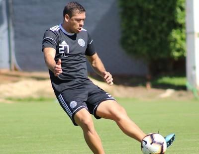 Olimpia prepara el equipo para recibir a Godoy Cruz