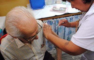 Vacunas antigripales para adultos ya están disponibles en el país
