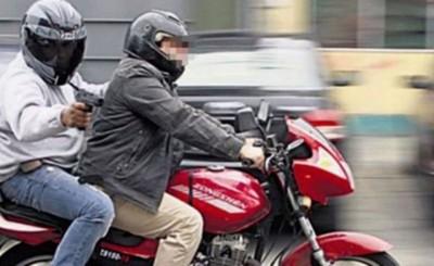Motochorros asaltan estación de servicio de Minga