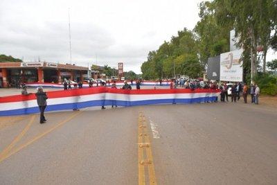Productores de yerba se movilizan en Villarrica