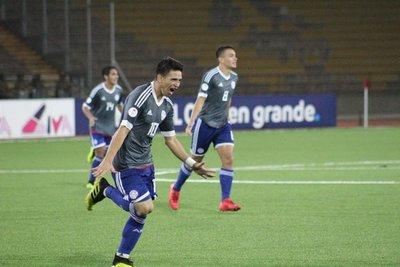 Paraguay se impuso a Perú por el Hexagonal final del Sudamericano Sub 17