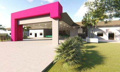 Itaipú iniciará obras de revitalización del Hospital Regional de Ciudad del Este