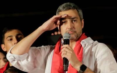 Mario Abdo indicó que no puede inmiscuirse en el caso de Carmen Quinteros