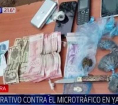 Capturan a mujer que habría vendido drogas cerca de escuelas