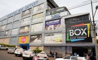 Amparo de reapertura del Shopping Box es apelada por el municipio