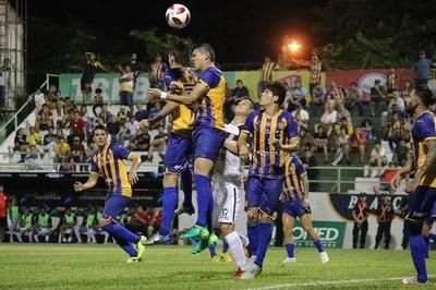 Sportivo Luqueño recibe a Nacional en Campo Grande