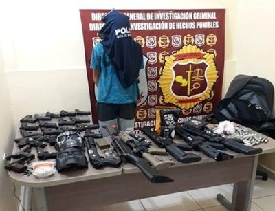 Adolescente de 14 años hurtó un arsenal de una armería – Prensa 5