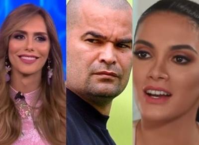 Chilavert interviene en cruce entre Miss España y Miss paraguaya