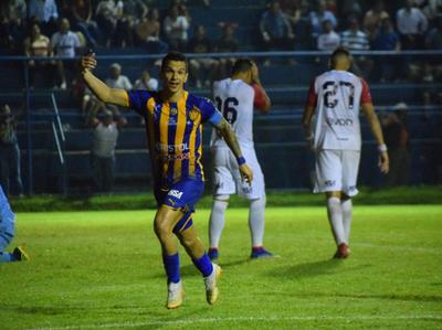Sportivo Luqueño le empata sobre la hora a Nacional