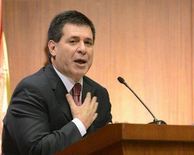 """Cartes es """"senador proclamado"""", dice Bacchetta"""