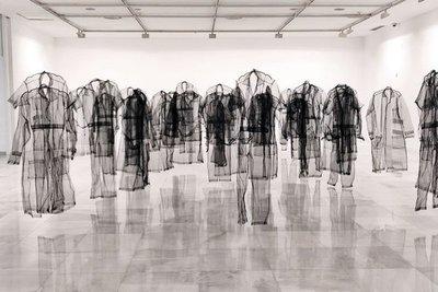 Arte más allá de los tejidos