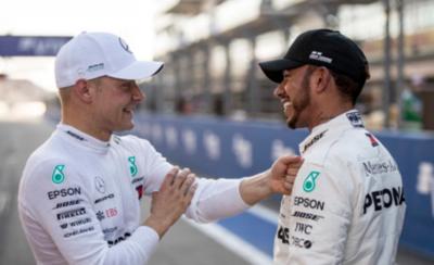 HOY / La pugna entre Bottas y Hamilton marca, en China, la carrera 1.000 en F1