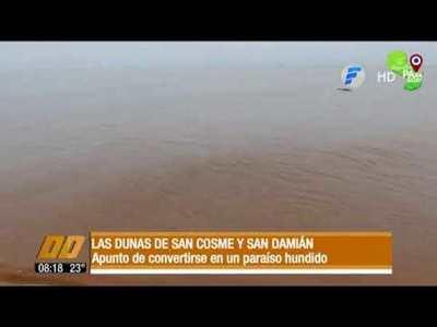 ¿Desaparecerán las Dunas?