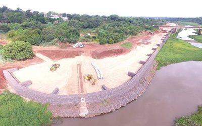 Itaipú y comuna de Salto del Guairá firmarán convenio para terminar obras de Costanera