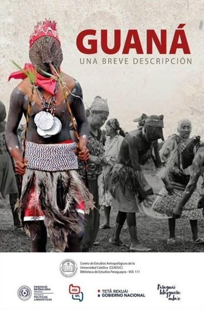 Funcionario indígena de la INC presenta un libro sobre la cultura Guaná
